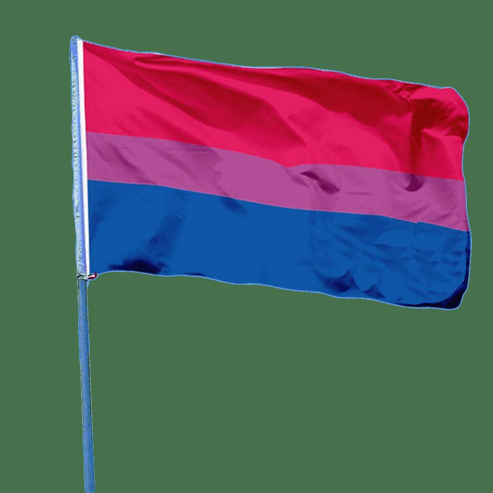 bandera bisexual ALISE